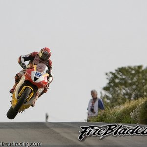 blade pinned,,isle of man style