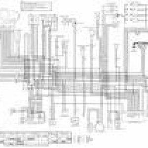 98 CBR600F4 wiring diagram